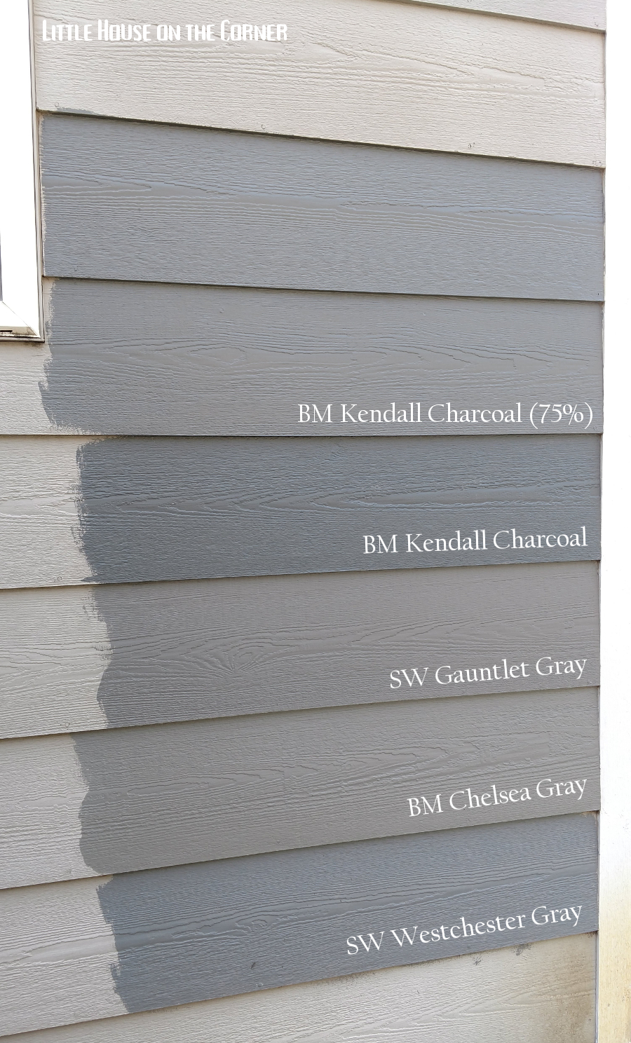 Kendall charcoal sherwin williams tyres2c for Kendall charcoal exterior paint