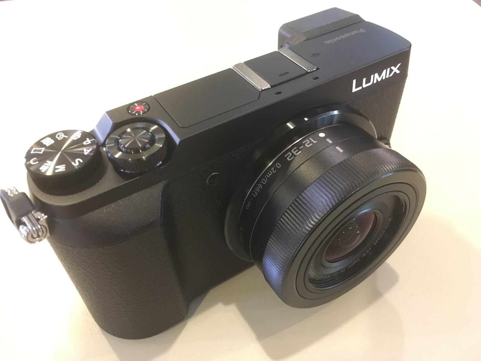 lumix gx7 mk2 ファームウェア