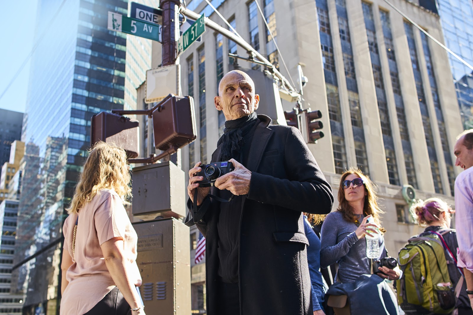 Take An Online Photography Master Class With Joel Meyerowitz