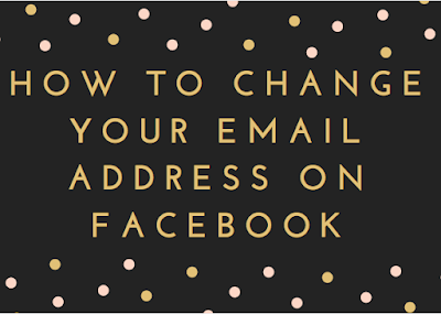 Facebook Email Address: How to change your email address on Facebook