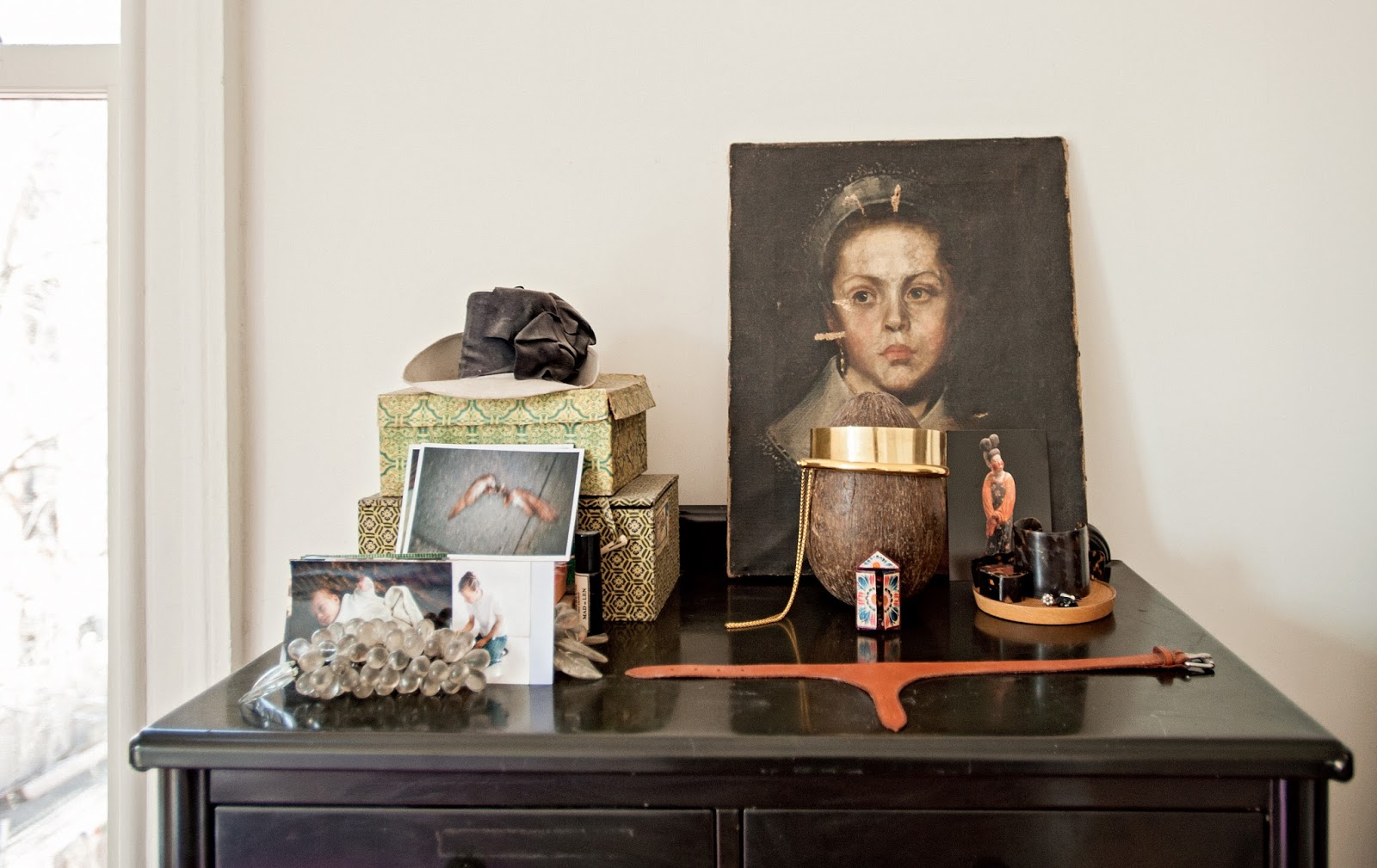 Brooklyn interiors, House of designer Mona Kowalska