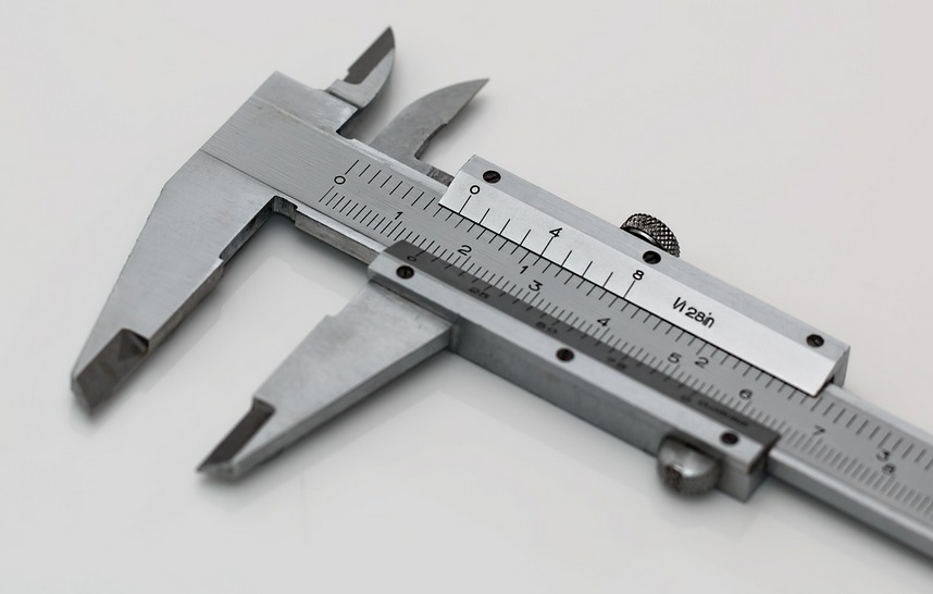jangka sorong adalah Alat Ukur Panjang yang Digunakan untuk Mengukur Garis Tengah Bagian Luar Tabung
