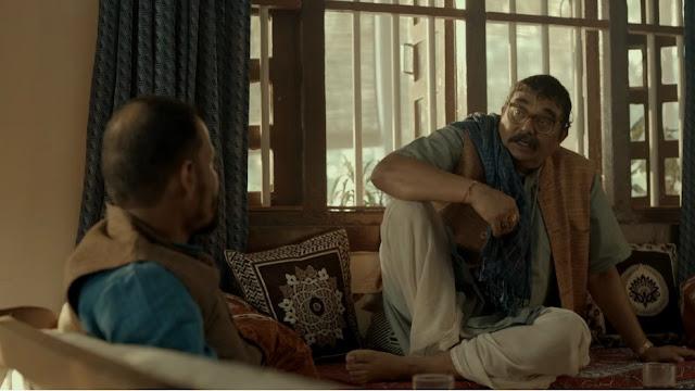 Maharani (2021) Sony Liv Hindi (S01 Com E01-10) 720p WEBRip screen-2