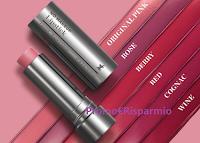 Logo Perricone MD : vinci gratis una collezione completa di rossetti No Makeup Lipstick
