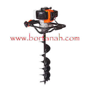 Mesin bor biopori tanah - earth auger 150 mm