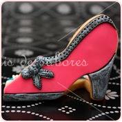Galletas zapato