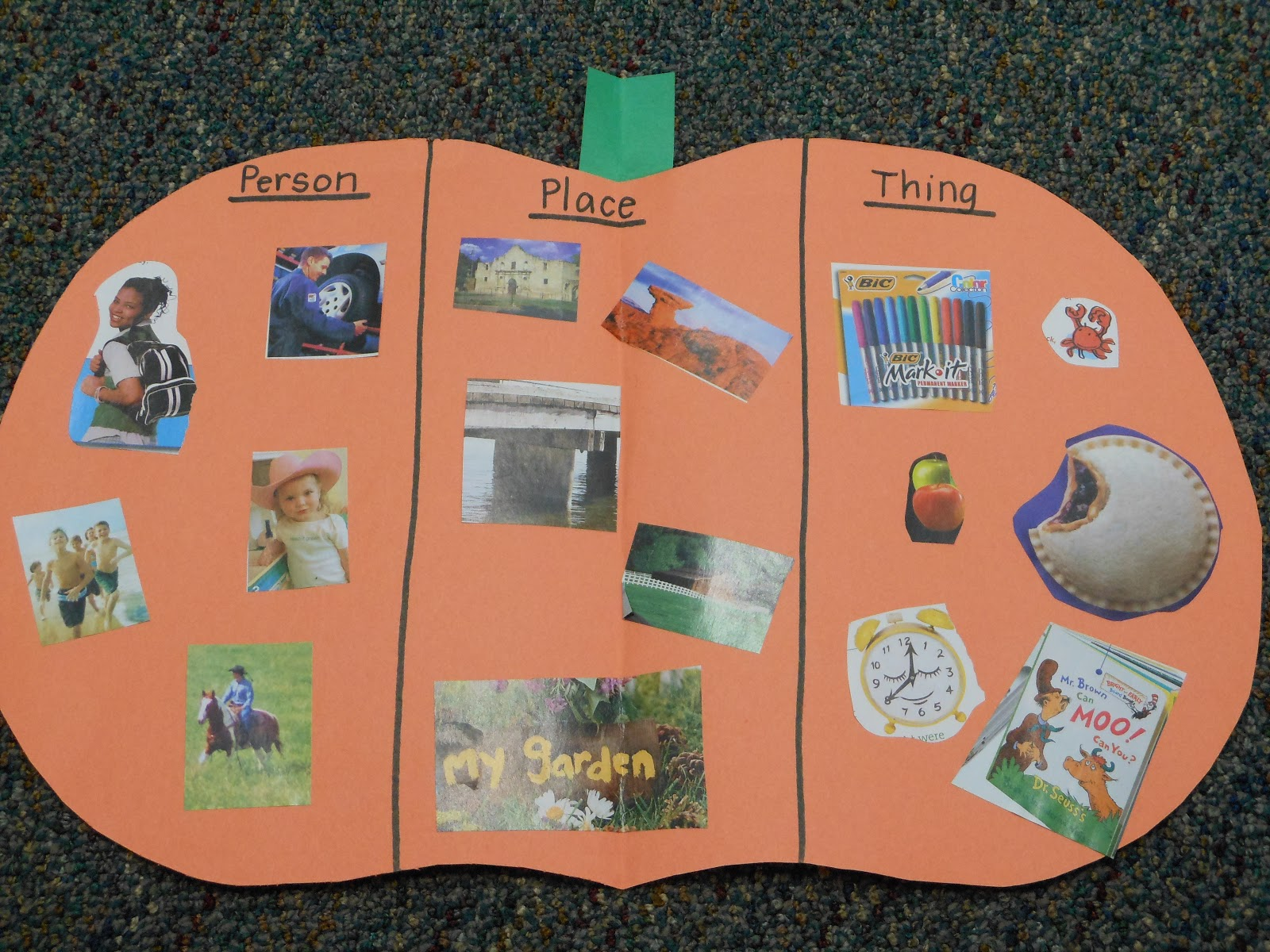 For The Love Of First Grade The Great Pumpkin Investigation