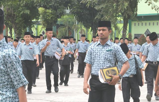 Santriwan Raudlatul Hasanah