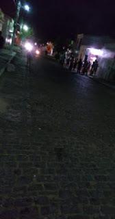 Bandidos explodem posto de atendimento bancário em Pedra Lavrada