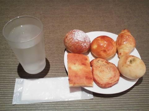 パン食べ放題¥388 ビストロ309モレラ岐阜店2回目