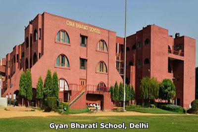 Gyan Bharati School, Delhi