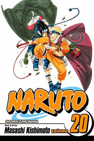 Naruto Tomo 20