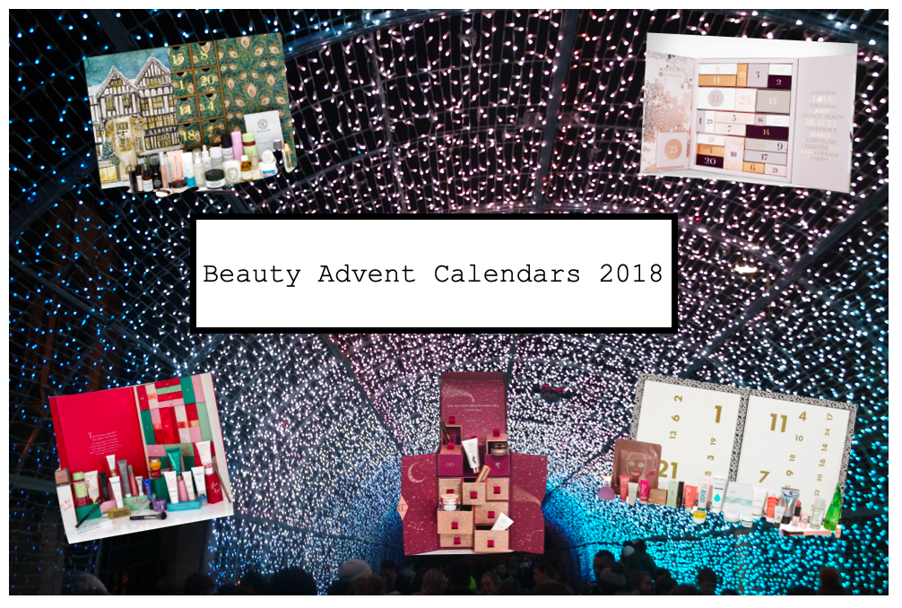 Beauty Advent Calendars 2018