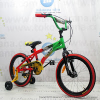 18 Inch Wimcycle Firebird Kids Bike