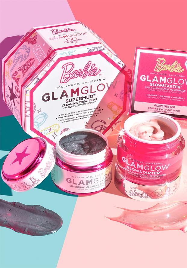 Glamglow x Barbie