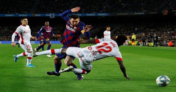 مشاهدة مباراة برشلونة وريال مايوركا بث مباشر 13-6-2020 الدوري الاسباني