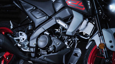 Sasis Deltabox New Yamaha MT-125 model 2020