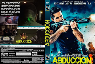 ABDUCCION – ABDUCTION – 2019 [COVER – DVD]