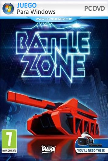 Battlezone Gold Edition PC Full Español