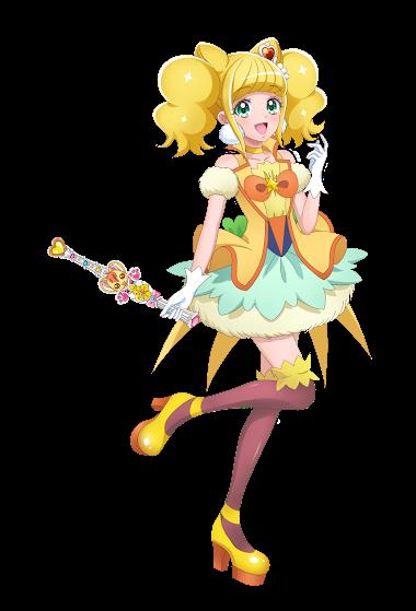 Cure Sparkle Hinata Hiramitsu