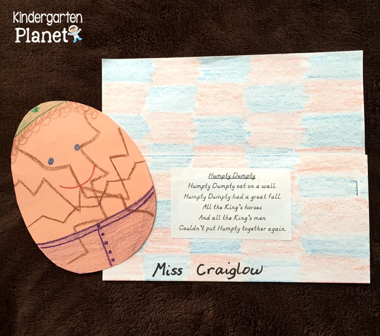 Kindergarten Planet Book Bash