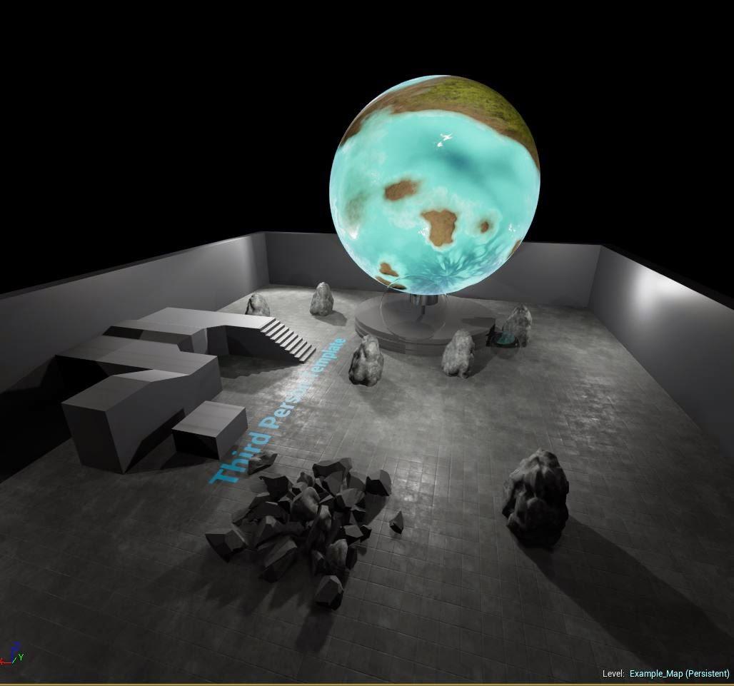 3deezle: Unreal 4 - Kickass Ocean Shader