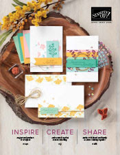 Stampin'Up! 2020 Annual Catalogue