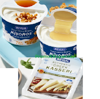 MEVGAL : vinci gratis 10 pacchi degustazione formaggi e yogurt greci