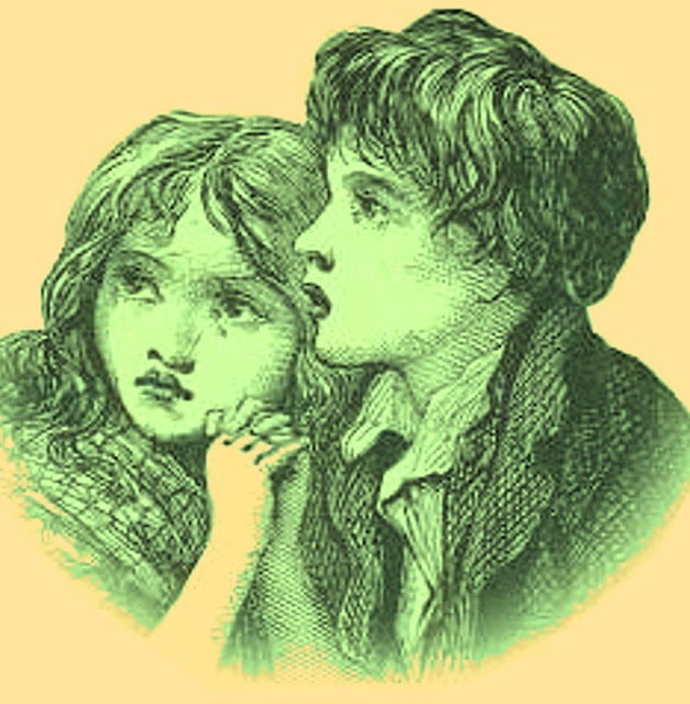 kisah misteri tentang 2 bocah berwarna hijau