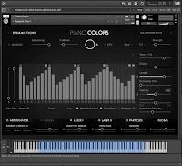 Native Instruments Piano Colors v1.0 KONTAKT Library