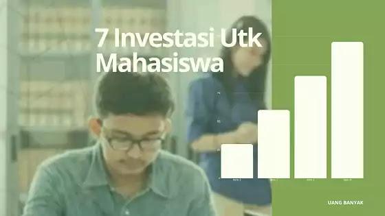 program investasi yang cocok untuk mahasiswa