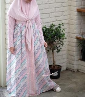 Desain-Baju-Batik-Gamis