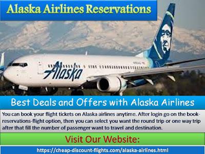 Alaska Airlines Reservations Number