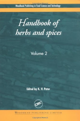 Handbook of Herbs and Spices Volume 2
