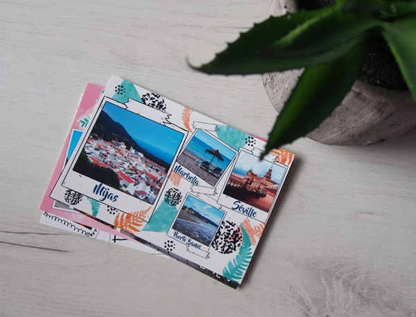 Les cartes postales Fizzer