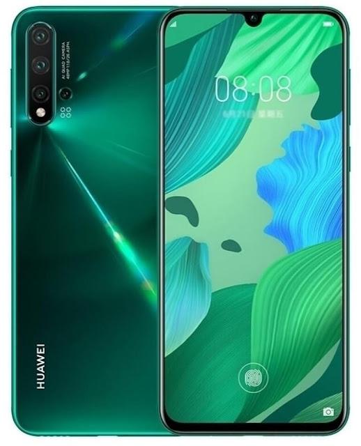 Huawei nova 5 Green