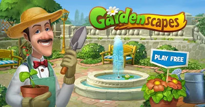 Gardenscapes Mod Apk (Unlimited Coins/Stars)