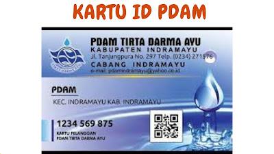 Kartu ID PDAM