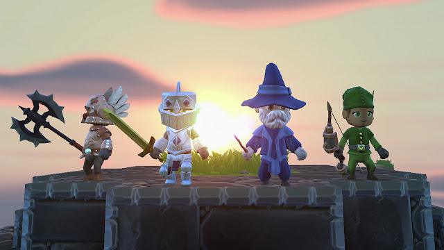 Portal Knights Free For PC