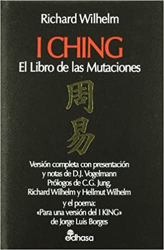 I ching, el libro de las mutaciones