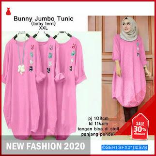 SFX0100S78 Bunny Jumbo Tunik BMGShop