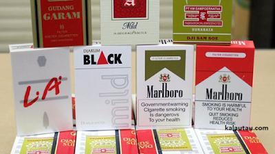 kalautau.com - Harga Rokok lebih tinggi dari Harga BBM