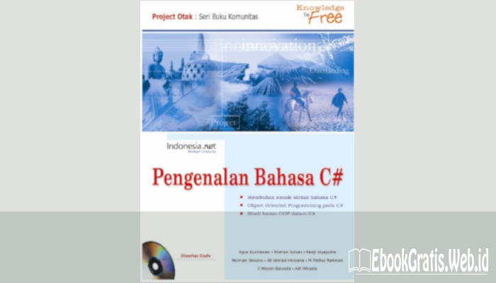 Ebook Pengenalan Bahasa C#