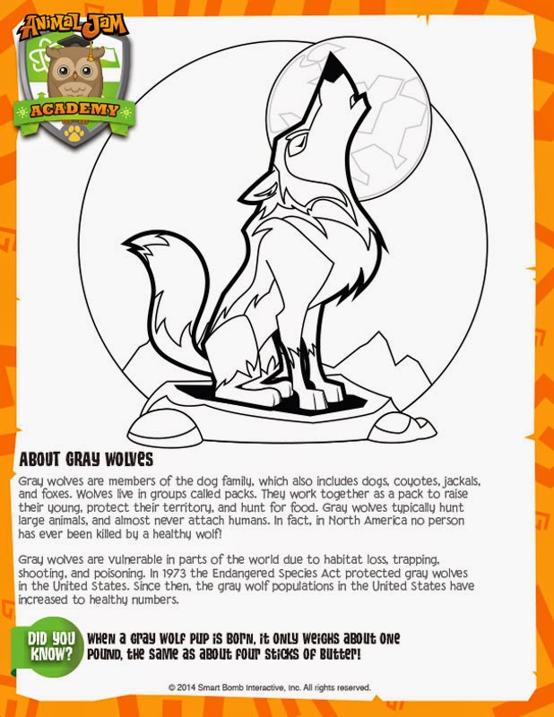 The Aj Sunshine Blog Animal Jam Academy Experiments