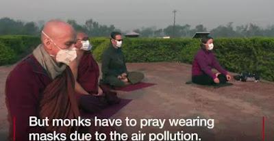 pm2.5,空污危機,空氣污染,霧霾,BBC報導,睡眠障礙的原因,嗅覺芳療