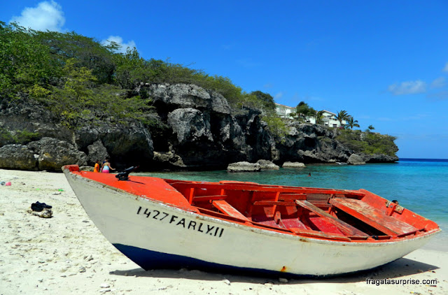 Playa Lagun, Curaçao