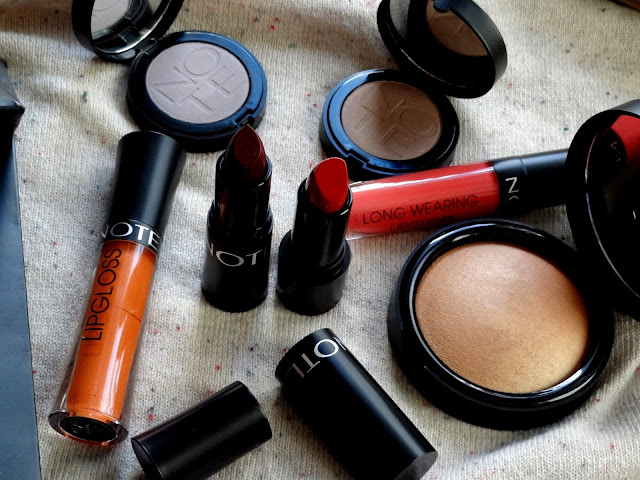Note Cosmetics | Review, Photos & Swatches