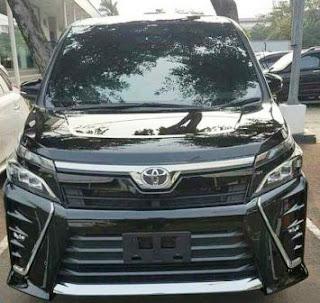 Harga Toyota Voxy Terbaru