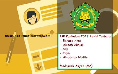 RPP SKI Kelas X XI XII Kurikulum 2013 Revisi 2018