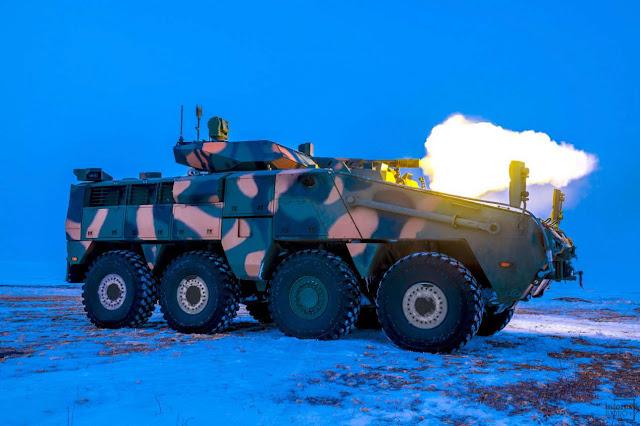 Armored Combat vehicules APC/IFV (blindés..) - Page 4 1228